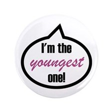 "Im_the_youngest.png 3.5"" Button"