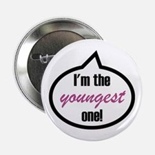 "Im_the_youngest.png 2.25"" Button"