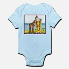 Hungary Beer Label 11 Infant Bodysuit