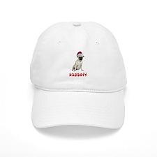 Naughty Pug Baseball Cap
