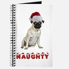 Naughty Pug Journal