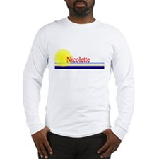 Nicolette Long Sleeve T-Shirt