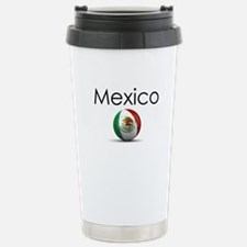 Mexican Soccerball Travel Mug