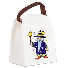 magictricks.jpg Canvas Lunch Bag