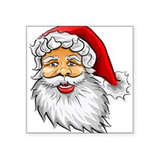 "santaclaus.jpg Square Sticker 3"" x 3"""
