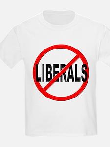 Anti / No Liberals T-Shirt