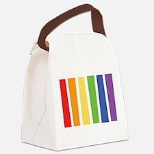 LGBT_colorbars.jpg Canvas Lunch Bag