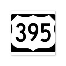 "Reno395.png Square Sticker 3"" x 3"""