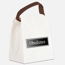 Obedience.jpg Canvas Lunch Bag