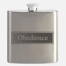 Obedience.jpg Flask