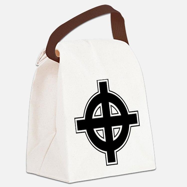 celtic-cross.jpg Canvas Lunch Bag