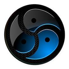 bdsm_emblem_by_theyain-d32vkxx.jpg Round Car Magne