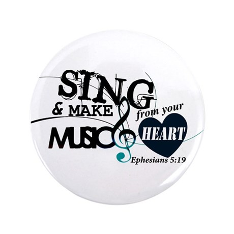 "Sing4Christ 3.5"" Button (100 pack)"