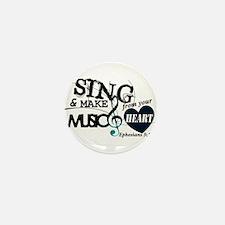 Sing4Christ Mini Button