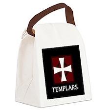 Templar Logo Canvas Lunch Bag