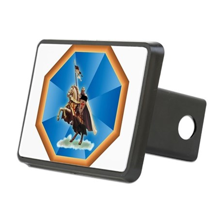 knight.jpg Rectangular Hitch Cover