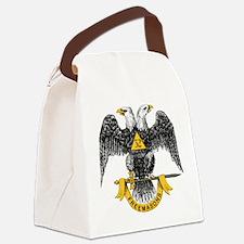 32_eagle_hi_res_Freemasons.gif Canvas Lunch Bag