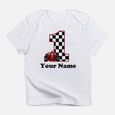 1st Birthday Race Infant T-Shirt