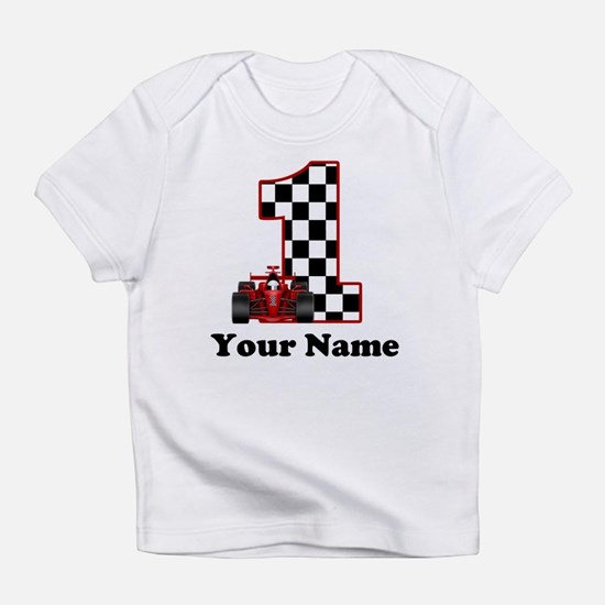 1st Birthday Race Infant T-Shirt
