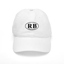 RB Rehoboth Beach Oval Baseball Cap