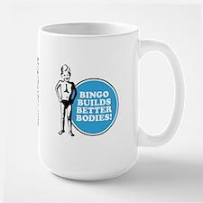Bingo Boy Large Mug