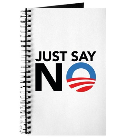 Just Say No Journal