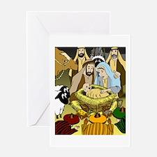 Nativity Greeting Cards