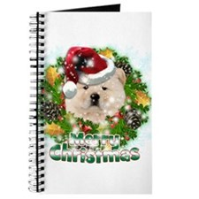 Merry Christmas Chow Chow.png Journal