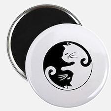 Unique Cat coffee Magnet