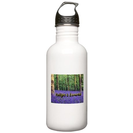 Twilight is Elemental Stainless Water Bottle 1.0L