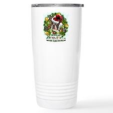 Merry Christmas Boston Terrier.png Travel Mug