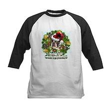 Merry Christmas Boston Terrier.png Tee