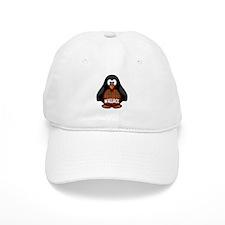 Wallace Tartan Penguin Baseball Cap