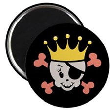 Pirate Princess III Magnet