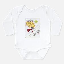 Team Brez Long Sleeve Infant Bodysuit