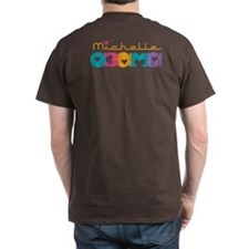 Michelle Obama Hearts T-Shirt