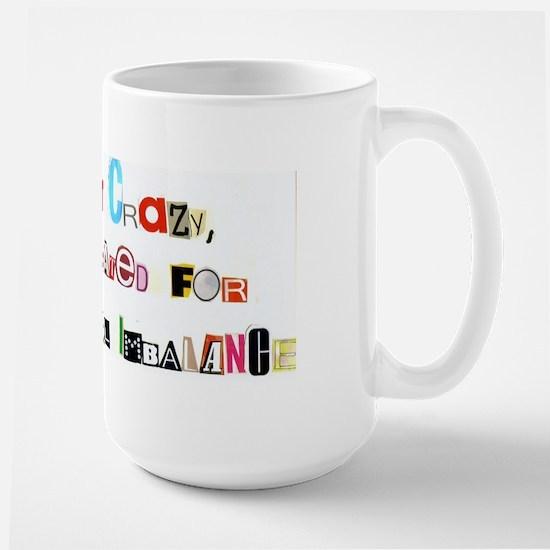 crazy3 Mugs
