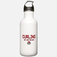 Curling Water Bottle