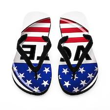 Vote Button Flip Flops