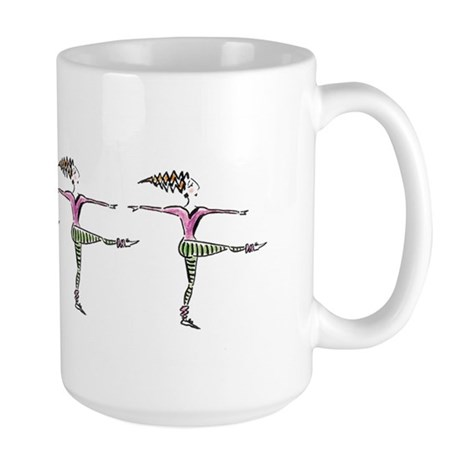 Large Mug Jazz Girls
