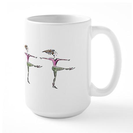 Large Mug Jazz Girls