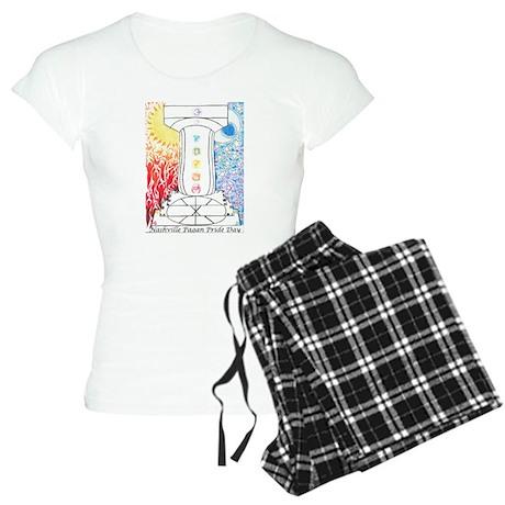 Nashville Pagan Pride Day Women's Light Pajamas