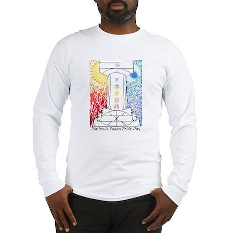 Nashville Pagan Pride Day Long Sleeve T-Shirt