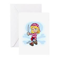 Blondebeard Greeting Cards (Pk of 10)