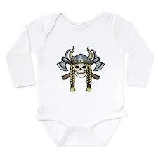 Unique Valhalla Long Sleeve Infant Bodysuit