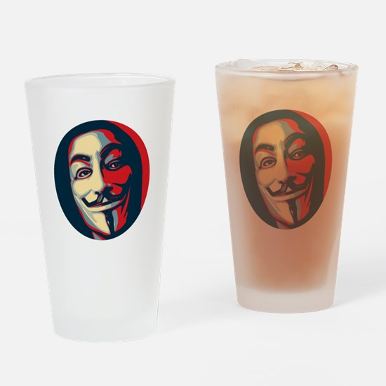 Vendetta 12 Drinking Glass