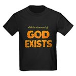Ill Be Damned Kids Dark T-Shirt