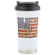 One Nation Indivisible Travel Mug