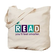 Read Quote Tote Bag