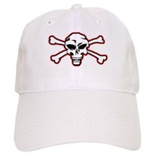 Scull and Cross Bones Baseball Cap